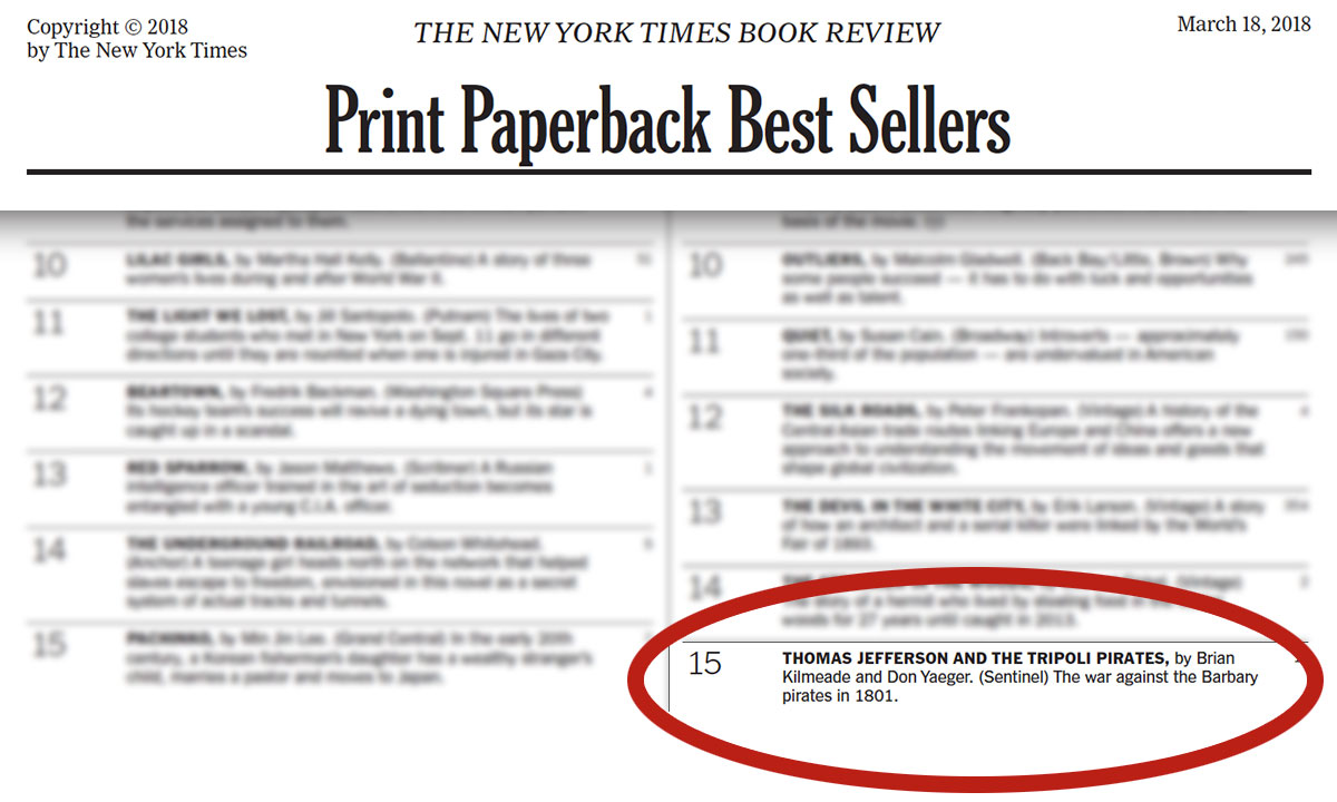 The New York Times Print Paperback Best Sellers