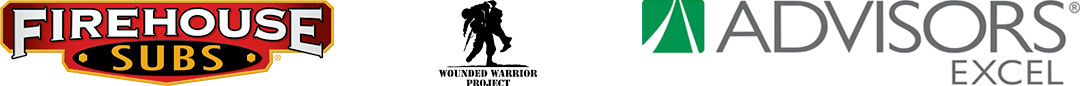 Firehouse Subs, Wounded Warrior Project, Advisors Excel