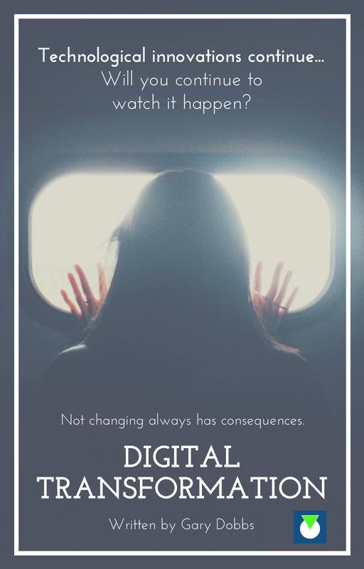 Digital Transformation - Email Series - Gary Digital Campaign