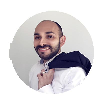 Ruben Trevino - Marketing Director Evenium