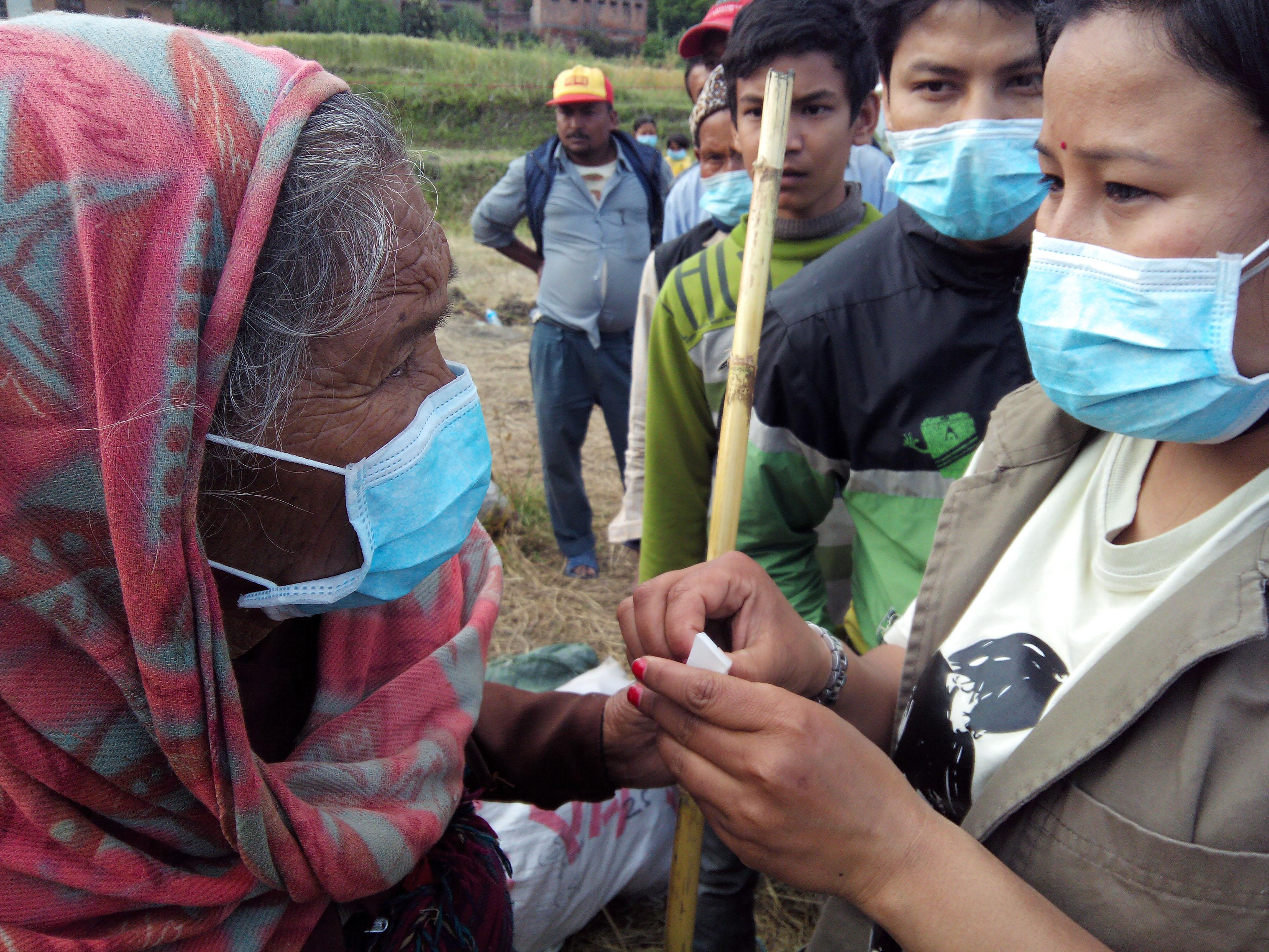 Nepal Clinic Photo